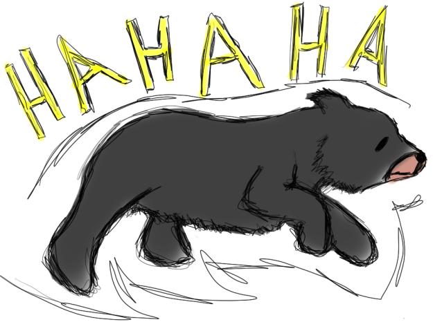 Bear running (2)